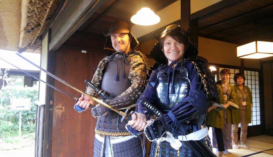 Samurai Town TourD